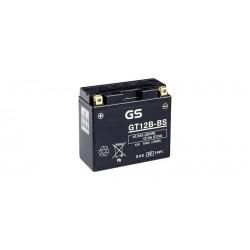 GT12B-BS BATERIA CON ACIDO GS