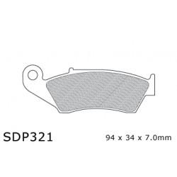 SDP321 PASTILLAS DE FRENO...