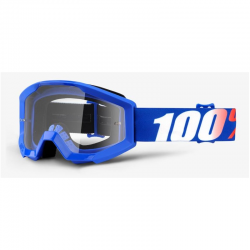 GAFAS 100% STRATA JUNIOR AZUL