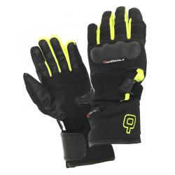 GUANTES FROST NEGRO/FLUOR...