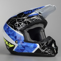 CASCO DE MOTOCROSS FLY...