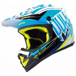 CASCO DE MOTOCROSS PULL-IN...