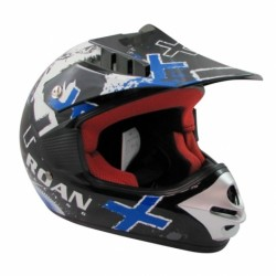 CASCO INFANTIL ROAN CROSS